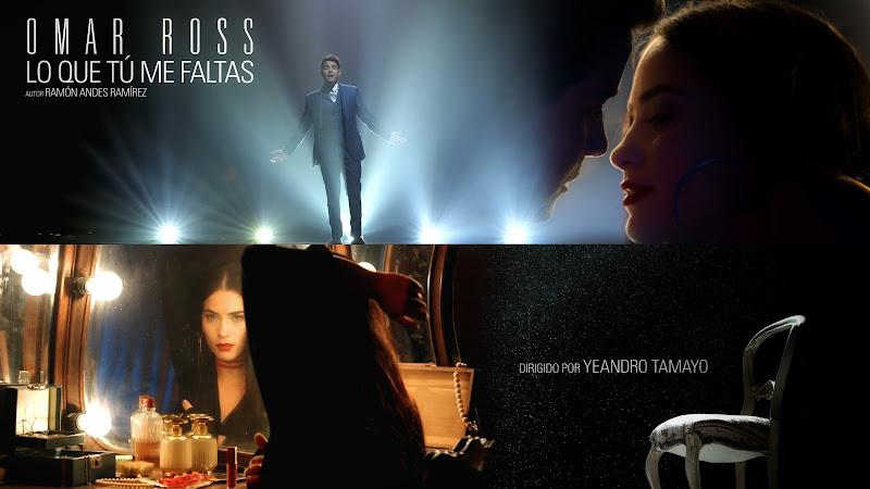 Omar Ross - ¨Lo que tú me faltas¨ - Videoclip - Director: Yeandro Tamayo. Portal Del Vídeo Clip Cubano