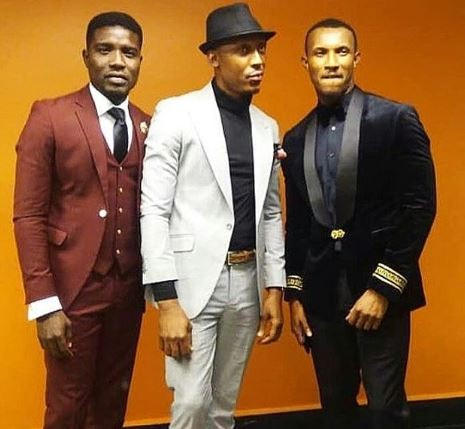 Joke Silva, RMD, Gideon Okeke, others win at AMAA 2018 (Full List)