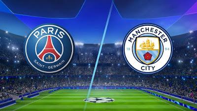 مشاهدة مباراة باريس سان جيرمان ضد مانشستر سيتي اليوم 28-04-2021 بث مباشر في دوري أبطال أوروبا