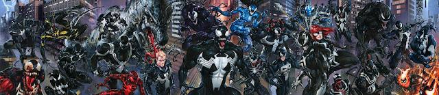 """Reseña de """"100% Marvel. Universo Veneno"""" de Iban Coello y Cullen Bunn - Panini Cómics"""