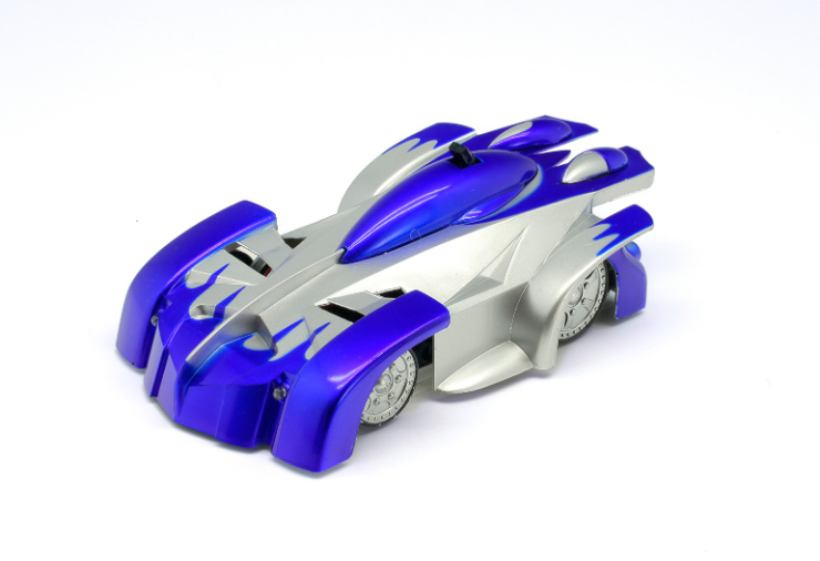 wall racer car