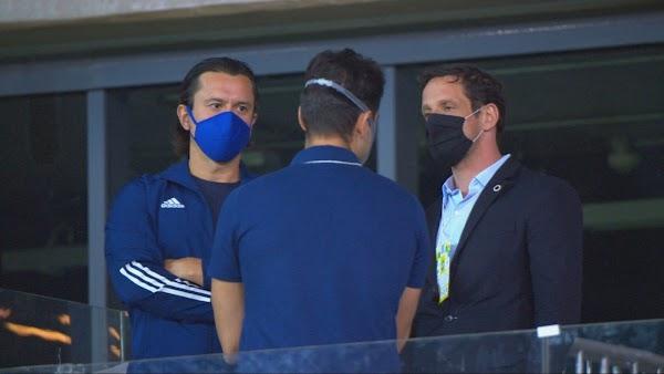 Oficial: Cruzeiro, Belletti nuevo asistente técnico