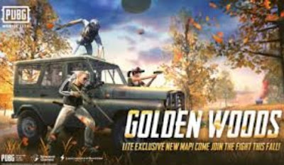 Tencent Games telah merilis pembaruan PUBG Mobile Lite  Panduan Main di Map PUBG Mobile Lite Golden Woods