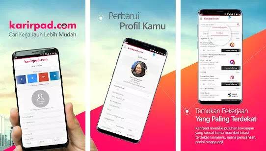 Aplikasi Untuk Mencari lowongan Pekerjaan di Android-5