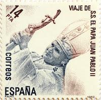 VISITA DE S.S. EL PAPA JUAN PABLO II A ESPAÑA