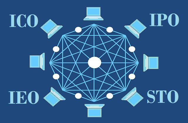 ICO vs IPO vs IEO vs STO