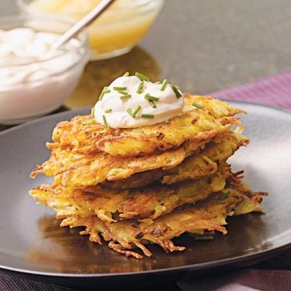 Crispy Latkes Recipe