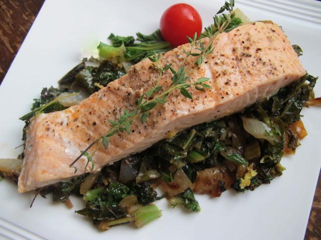 أفضل 3 وصفات لعمل سمك السلمون في المنزل