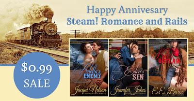 Steam! Romance and Rails $0.99 sale