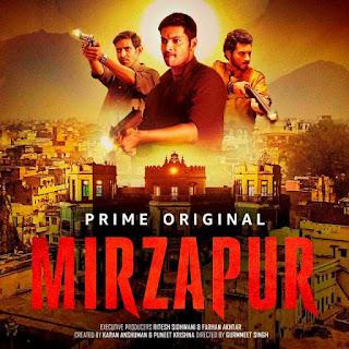Mirzapur Season 2  Hindi Watch Online & Download (2021)