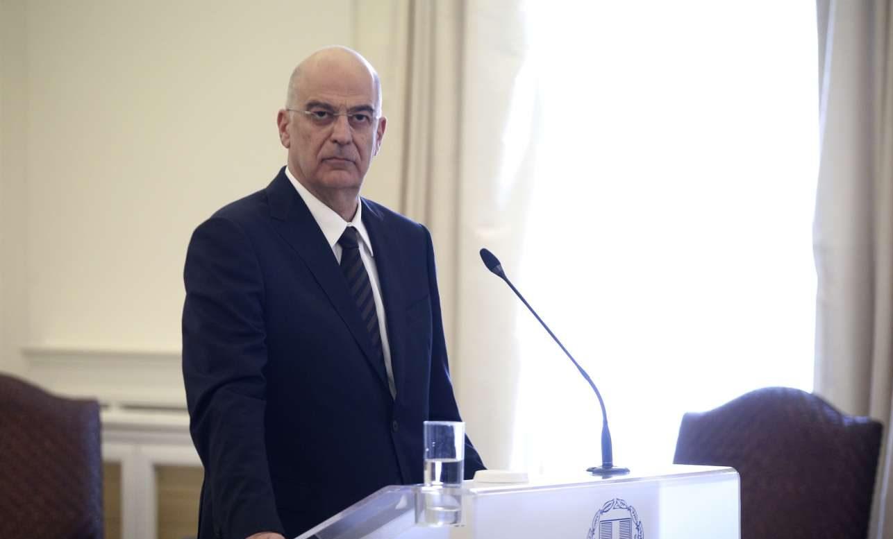 Νίκος Δένδιας: Οι προσχηματικές δηλώσεις των Τούρκων για διάλογο και το «θερμό επεισόδιο»