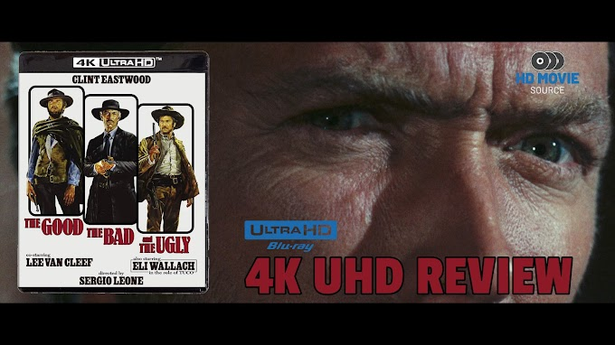 The Good, the Bad and the Ugly (1966) 4K Ultra HD Review: The Basics