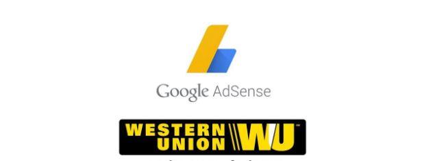 google adsense western union