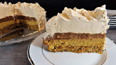 Torta Bomba   Bomb Cake