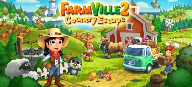 FarmVille 2 - Country Escape