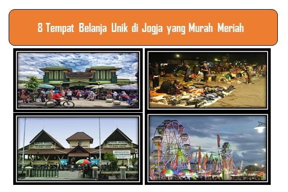 8 Tempat Belanja Unik Di Jogja Yang Murah Meriah Wisata Kalimantan