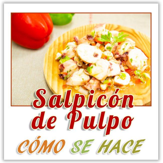 SALPICÓN DE PULPO