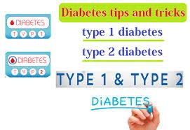 Symptoms of diabetes type 1 vs type 2 diet foods