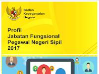 Profil Jabatan Fungsional PNS Tahun 2017