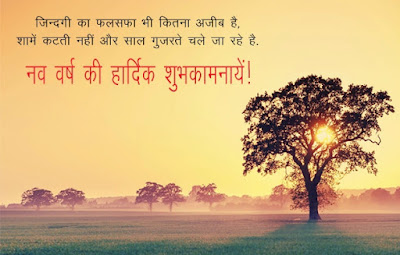 happy new year 2020 wishes in hindi language