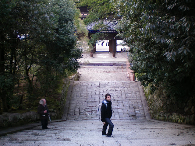 Caminando por Kioto