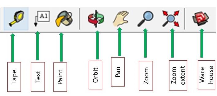 الحد الأدنى تدريجي ودي اختصارات لوحه المفاتيح في جوجل سكتش اب Autofficinall It