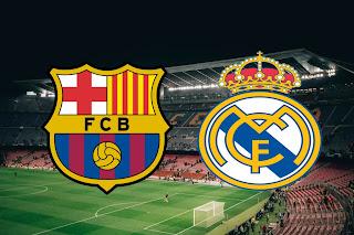 النقل المباشر لمباراة برشلونة ضد ريال مدريد  في كلاسيكو الأرض من أجل صدارة الدوري الاسباني