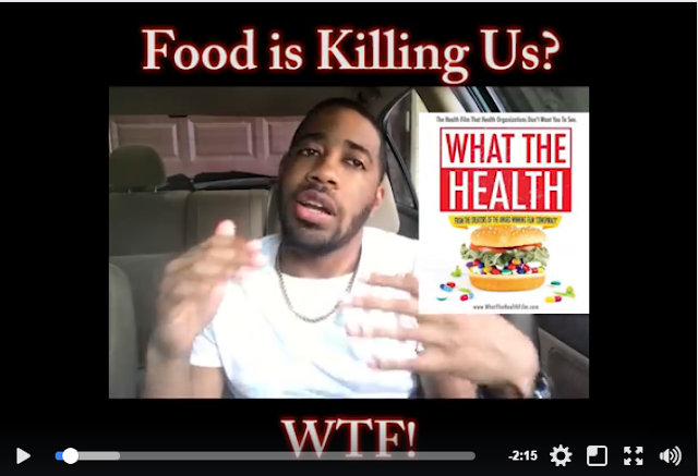 Food is Killing Us?