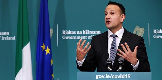 Demi Bantu Irlandia Lawan Corona, PM Leo Varadkar Terjun Kembali Ke Dunia Medis
