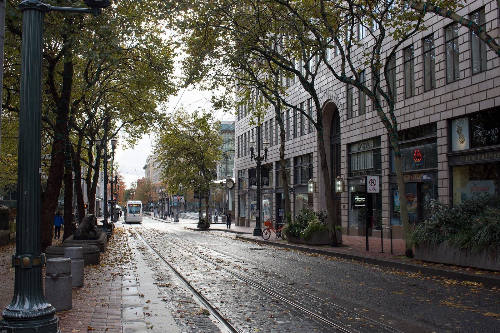 City guide voyage Portland USA