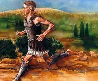 Maratona, olimpiadi, Alessandro Magno: le guerre greche