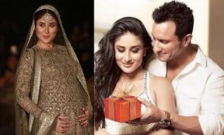 Kareena Kapoor Khan pregnant and Saif Ali Khan give gifts for baby shower