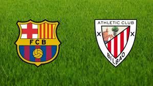 موعد مشاهدة مباراة برشلونة و أتلتيك بلباو والقنوات الناقله . الدوري الإسباني