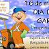 """Dia 16 de Maio """"Dia do Gari"""". Homenagem da Prefeitura de Prata"""
