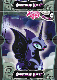 My Little Pony Nightmare Moon Series 2 Trading Card