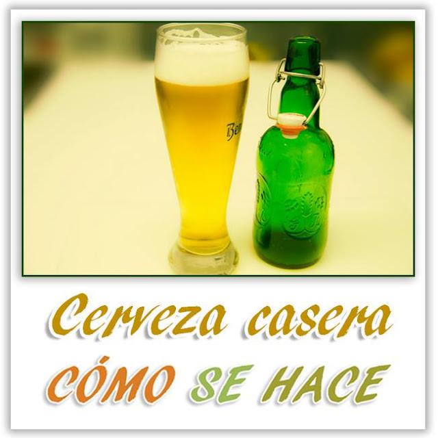 Cerveza Casera. Pale Ale.