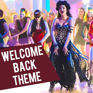 Welcome Back (Theme Song) Lyrics - Abhishek Ray