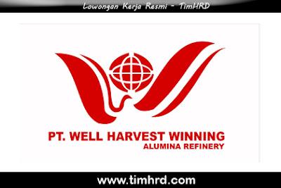 Lowongan Kerja Resmi PT. Well Harvest Winning Alumina Refinery