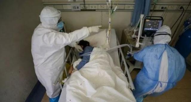Tangisan Perawat yang Menangani Pasien Corona, Awalnya Bergaji Rp 750 Ribu, Kini Rp 1,2 Juta