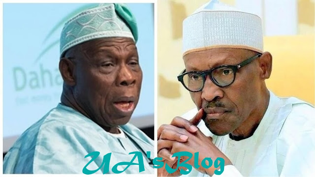 Buhari  Replies To Obasanjo On Insecurity: You Are Not Patriotic