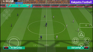 [300MB] PES 2021 PPSSPP Chelito V8 Android Camera PS4 Offline di Android Terbaru