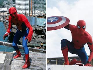 O antes e depois dos Super-Heróis