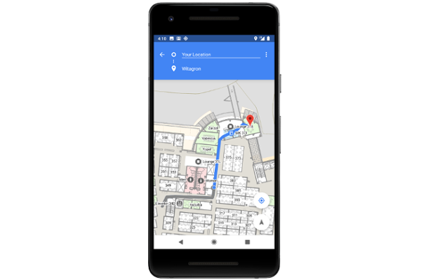 Google announces Android P Developer Preview 1 - Indoor positioning with Wi-Fi RTT