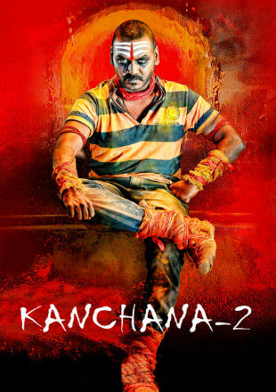 Kanchana: Muni 2 2011 HDRip 720p [Hindi Dubbed]