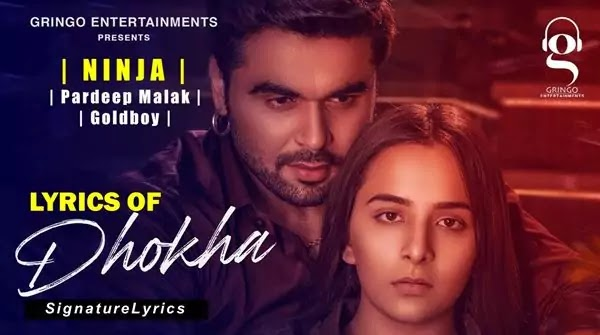 DHOKHA LYRICS in Hindi - NINJA - PARDEEP MALAK