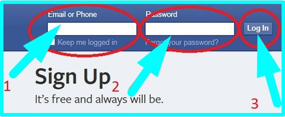 facebook.com login to facebook