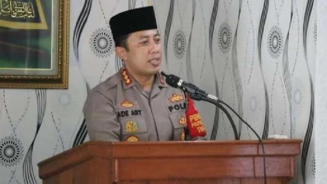Disoraki Jemaah Abuya Uci saat Haul, Ini Penjelasan Kapolres Tangerang
