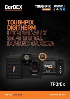Camera CorDEX TOUGHPIX DIGITHERM TP3rEx