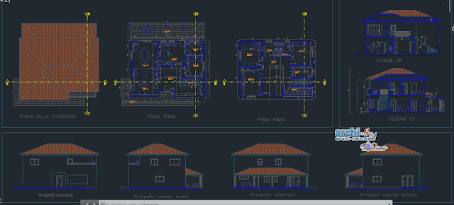 Ground floor accommodation Dwg