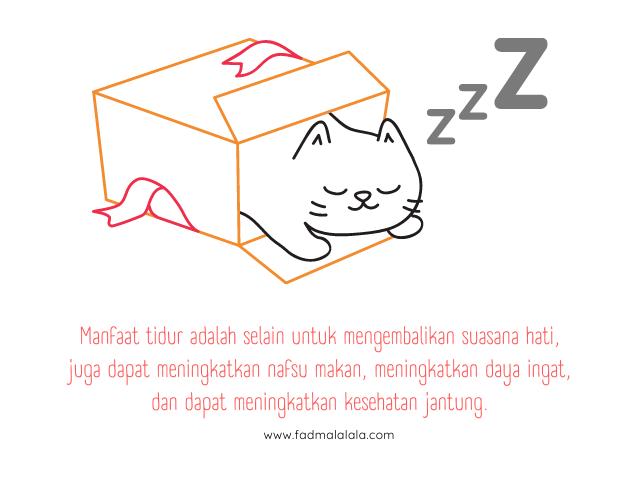 Manfaat Tidur